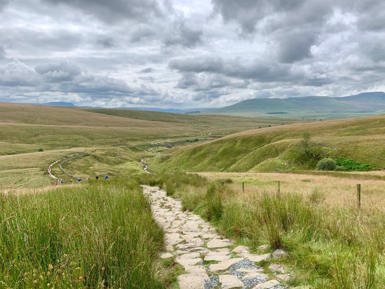 Yorkshire 3 peaks - 11