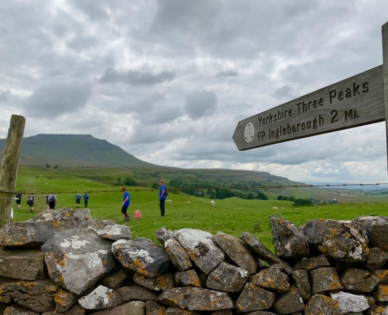 Yorkshire 3 peaks - 18