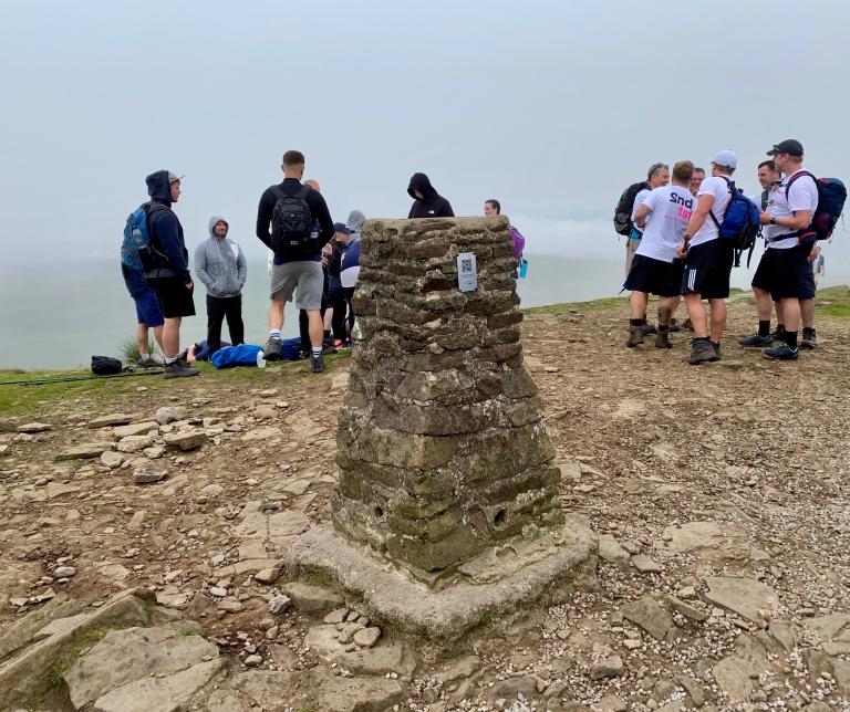 Yorkshire 3 peaks - 3