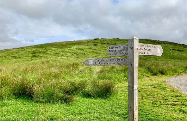 Yorkshire 3 peaks - 6