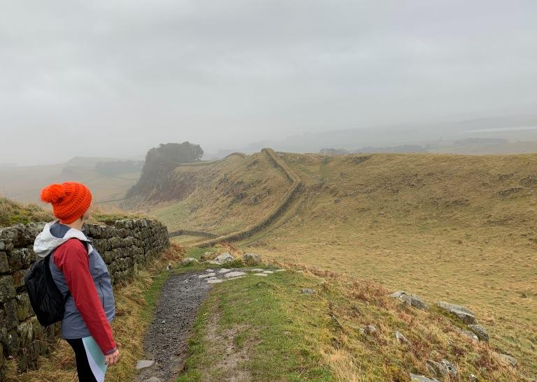 Hadrians Wall - 1